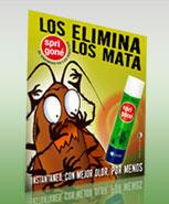 Comprar Spri gone insecticida efectivo