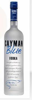 Comprar El Vodka Cayman Blue