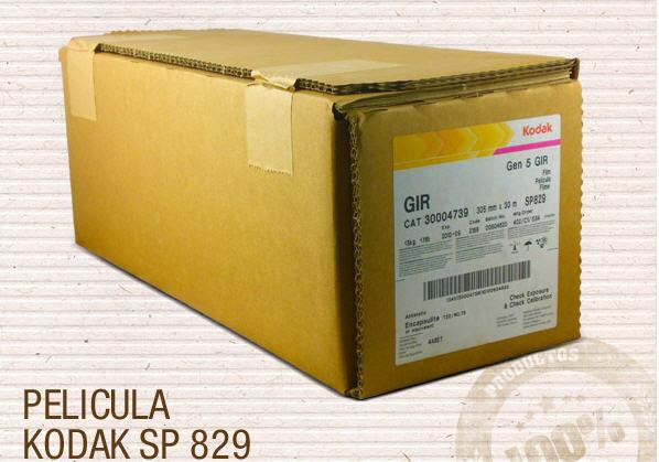 Comprar Pelicula Kodak SP 829