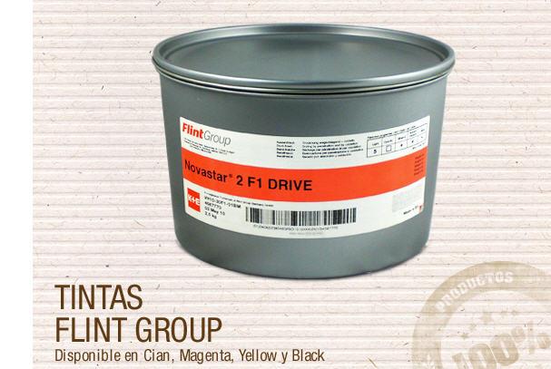 Comprar Tintas Flint Group