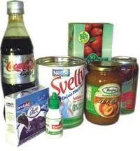Comprar Alimentos y Bebidas