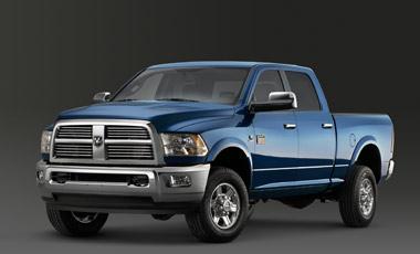 Comprar Dodge Ram 2500 4x4 Laramie