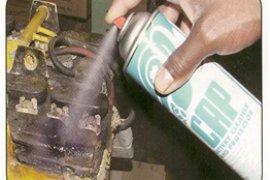 Comprar Limpiador para baterías de camiones CAP