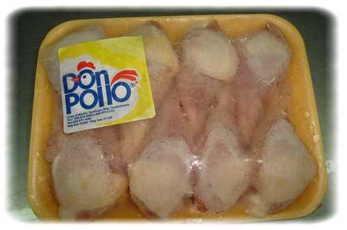 Comprar Muslo Largo (BATE) de Pollo