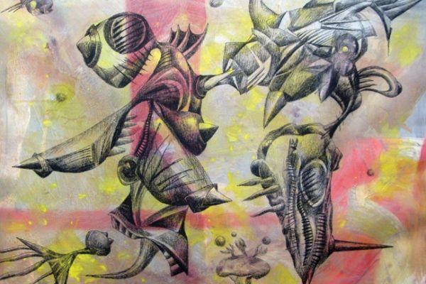 Comprar Pinturas de Rafael de Lemos