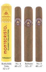 Comprar Cigarros Montecristo Classic