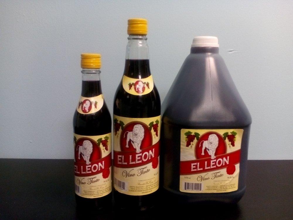 Comprar VINO TINTO EL LEON