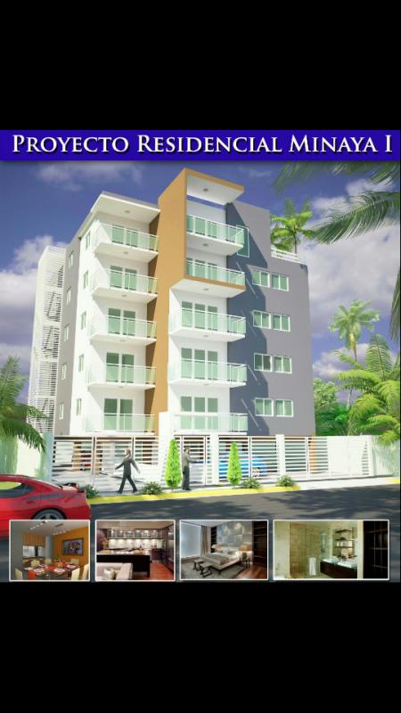 Comprar Residencial minaya (apartamentos en venta)