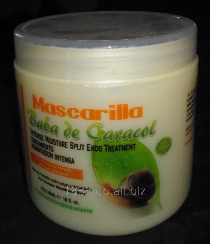 Comprar Baba de Caracol tratamiento capilar anti caida cosmeticos naturales de Republica Dominicana