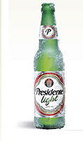 Cerveza Presidente Light