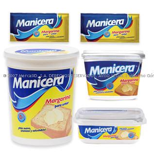 Comprar Margarina Manicera