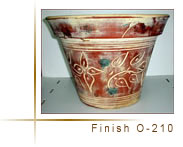 Comprar Vasijas de cerámica de flores