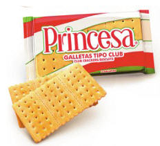 Princesa Galletas club