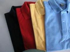 T-Shirts De Tejidos De Puntos