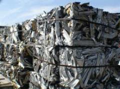 Desperdicio De Aluminio