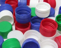 Tapas plásticas