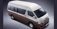 JINBEI Haise - Minibus 15 pasajeros