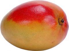 Pulpa de mango natural congelada
