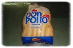Pollos Congelados Empacados