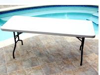 Mesa plegable 30x72 - Longlife