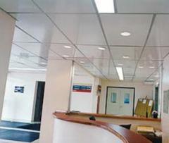 Plafond PVC Modular 2'x2' & 2'x4'