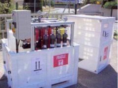 Sistemas móviles de tratamiento del agua