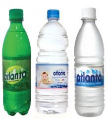 Agua pura y natural