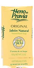 El jabón Heno de Pravia