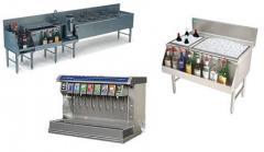 Equipos institucionales para bares