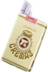 Cigarrillos Cremas
