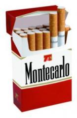 Cigarrillo con filtro Montecarlo