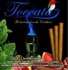 Cigarros Toccata