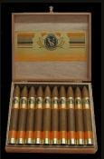 Cigarros Victor Sinclair Primeros
