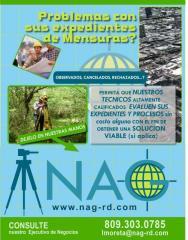 NAG Agrimensura y Topografía