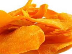 Mangos secos orgánicos