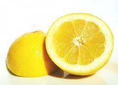 Limones orgánicos