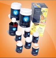 Concentración de colágeno y antioxidantes