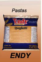 Pastas Endy