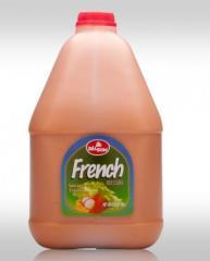 Salsa de ensalada Francesa