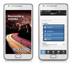 Autolink App aplicacion movil