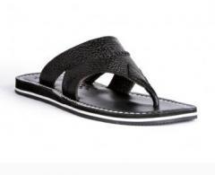 Sandalias negras de hombre 101010