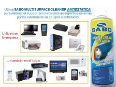 Espuma Multisurface cleaner
