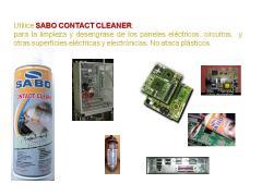 Contact Cleaner ( Limpiador de contactos )