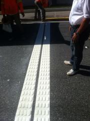 Pintura Termoplastica para carreteras