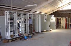 Paneles,transfer swicht, gabinetes para control de motores,banco para correccion factor de potencia.
