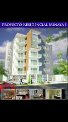 Residencial minaya (apartamentos en venta)