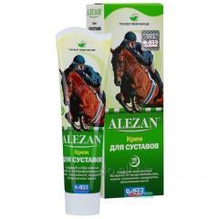 Alezan cream-gel for joints