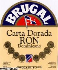 Licores y rones Brugal