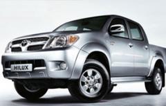 Vehiculo Toyota
