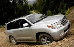SUV Land Cruiser